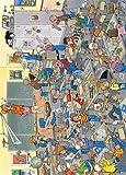Jumbo 00448 - Jan van Haasteren - Fang die Maus - 500 Teile