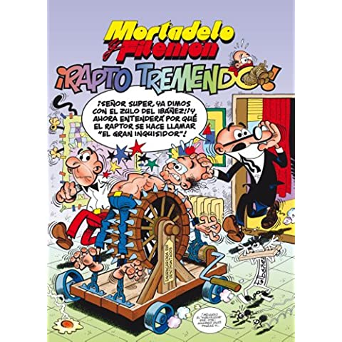Mortadelo y Filemón: ¡Rapto tremendo! (NB NO FICCION)