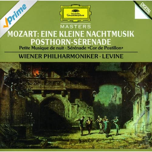 """Mozart: Serenade In G, K.525 """"Eine kleine Nachtmusik"""" - 2. Romance (Andante)"""