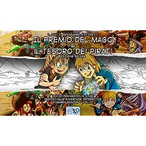 Il Premio del Mago & Il Tesoro dei Pirati - Edizio