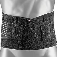 Kintex Rückenbandage PRO Stabilisierung Stütze Neopren Schwarz preisvergleich bei billige-tabletten.eu