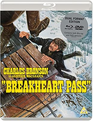 Breakheart Pass [Eureka Classics] Dual Format (Blu-ray & DVD)