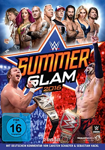WWE - Summerslam 2016 [2 DVDs]