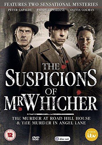 Bild von Suspicions of Mr Whicher - The Murder at Road Hill House & The Murder in Angel Lane [2 DVDs] [UK Import]