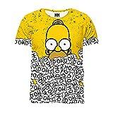 Noorhero T-Shirt Uomo - D'Oh