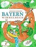 Bayern Wimmelbuch: Kinderbücher ab 1 Jahr