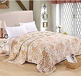 3D-Wave-Bettwäsche Quilt Hautfreundliche Anti-Statik-Größe Spezifikationen: 200 * 230cm , 2