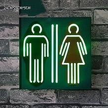 FAFZ-Luces de pared LOFT Retro Indicador Industrial Flecha Indicador Lámpara de pared LED American Bar Cafe pared decorativa Wall 24CM * 24CM * 5CM (5 estilos) lámpara de pared ( Diseño : C )