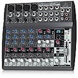 Behringer Xenyx 1202FX Mixer Passivo Con Effetti Per Live, Karaoke, Studio Ecc.. - Behringer - amazon.it