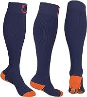 Rwest X Calcetines de compresión Medias de compresión para Hombres y Mujeres, Deporte, Trotar, Correr, Volar, Viajar,...