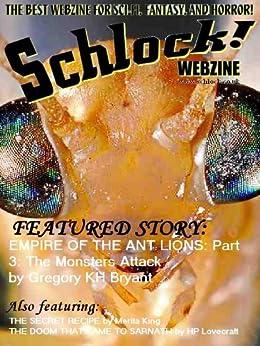 Schlock! Webzine Vol. 3 Iss. 20 by [Duchene, RM, Bliss, Rob, Clements, Kyle, Bryant, Gregory KH, Walker, Cameron]