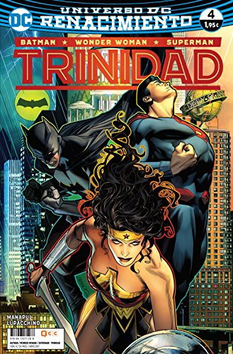 Batman / Superman / Wonder woman: Trinidad (Renacimiento) 4