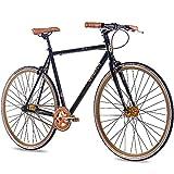 CHRISSON 28 Zoll Fixie SINGLESPEED RENNRAD Fahrrad FG Flat 1.0