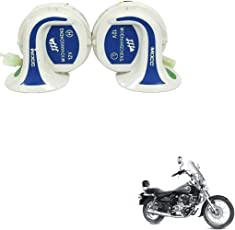 Kozdiko Mocc Bike 18 in 1 Digital Tone Magic Horn Set of 2 Pcs. for Bajaj Avenger 220 Cruise