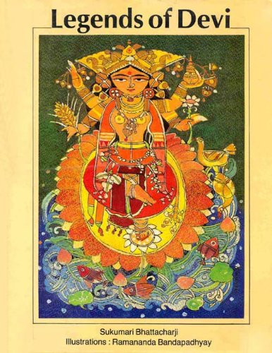 Legends of Devi (Illustrated in Colour) (Illustrated Classics (Indian))
