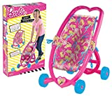Barbie Baby Stroller, Multi Color