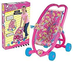 Barbie Baby Stroller, Multi Color