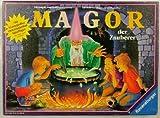 Magor der Zauberer -( Brettspiel) Ravensburger .
