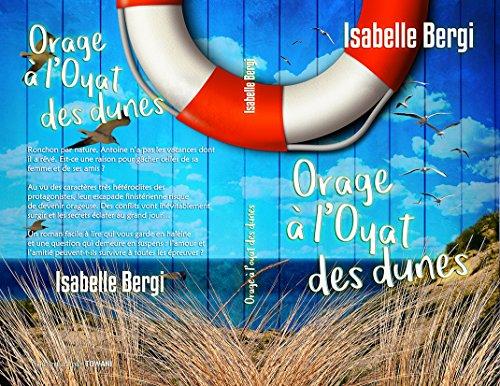 Couverture du livre Orage à l'Oyat des dunes