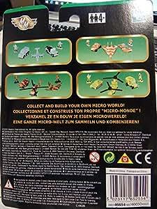 HASBRO JOUETS Micro Machines Military Action - Set de 5 minatures militaires Modèle aléatoire