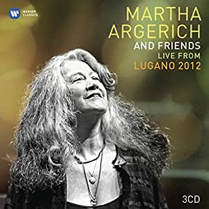 Argerich & Friends Live from Lugano 2012
