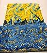 Ankara Lace, 5 Yards, Multicoloured, 2017 Design