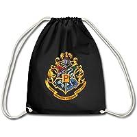 Harry Potter Emblème Poudlard Peinture Sac à dos cordon