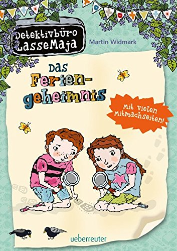 Detektivbüro LassseMaja - Das Feriengeheimnis