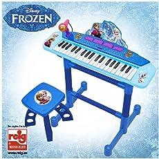 Reig 5395 - Pianoforte elettrico con microfono