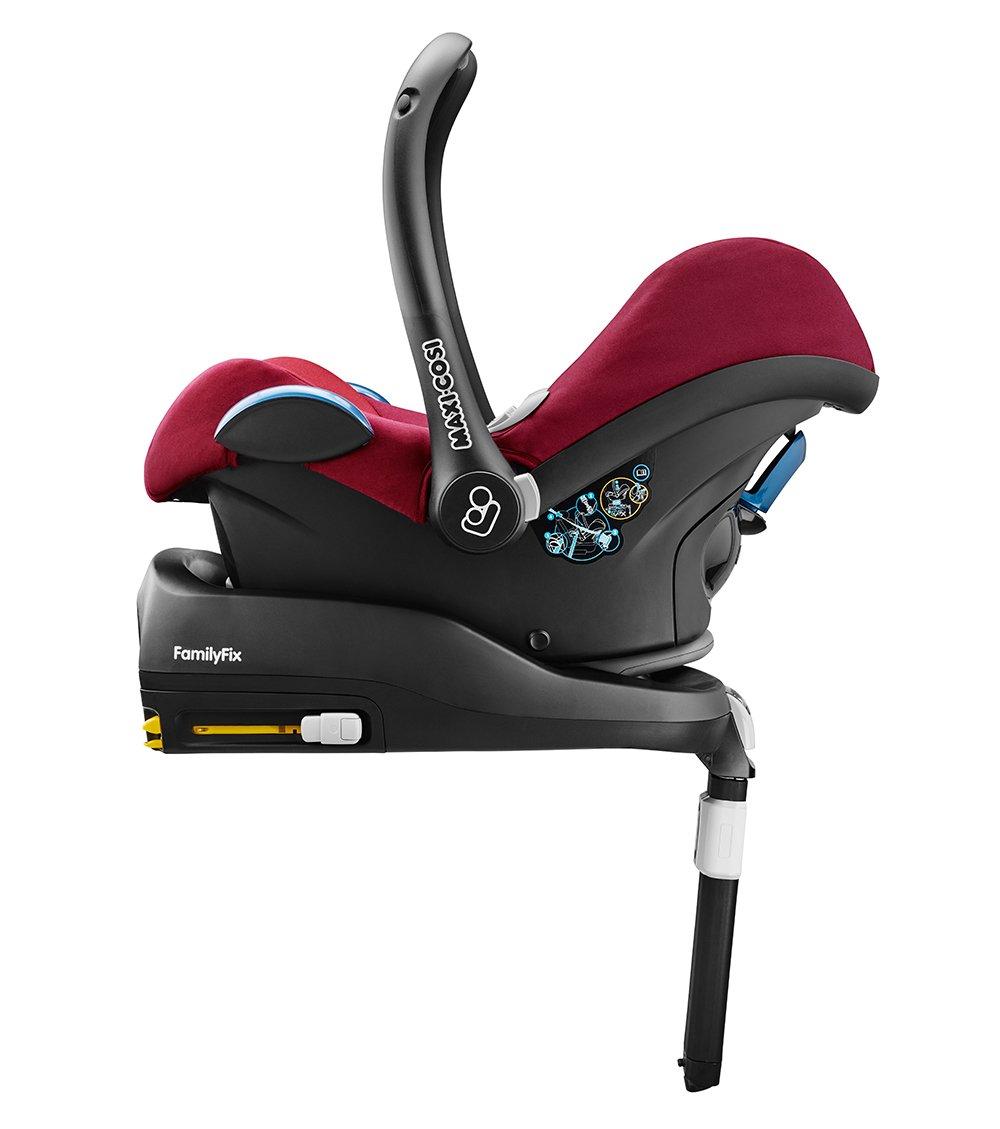 Maxi Cosi Cabriofix Car Seat Group 0+ Maxi Cosi Robin Red Maxi-Cosi Top brand quality from Maxi-Cosi. 6