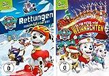 Paw Patrol - Das Winter / Weihnachten (DVD Toggolino 3+12) Set - Deutsche Originalware [2 DVDs]