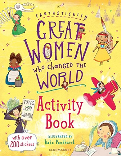 Fantastically Great Women Who Changed the World Activity Book par Kate Pankhurst