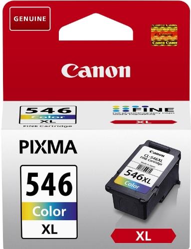 Canon CL-546XL Tintenpatrone (13 ml) mehrfarbig (Pixma Canon 210)