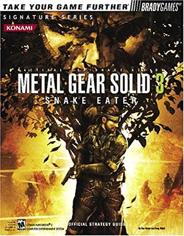 Metal Gear Solid 3®: Snake Eater? Official Strategy