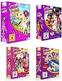 Mia and Me - die kompette Staffel 1+2 (Box 1.1-2.2) mit 52 Folgen im Set - Deutsche Originalware [12 DVDs]