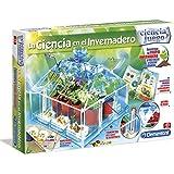Ciencia y Juego - La ciencia en el invernadero, juego educativo (Clementoni 550814)