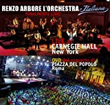 Renzo Arbore l'orchestra Italiana at Carnegie Hall New York