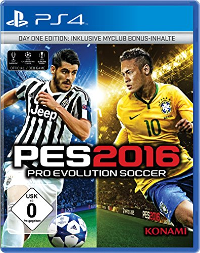 6 Pes (PES 2016 - Day 1 Edition [PlayStation 4])
