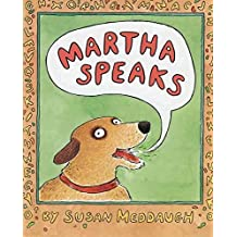 [Martha Speaks] (By: Susan Meddaugh) [published: March, 1995]