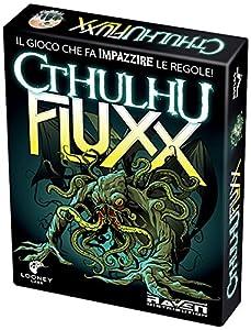 Raven-Cthulhu Fluxx-Edición Italiana