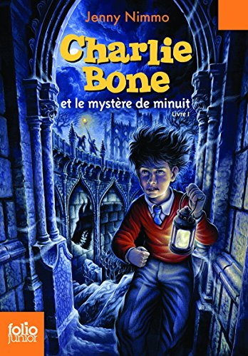 Charlie Bone, I:Charlie Bone et le mystère de minuit