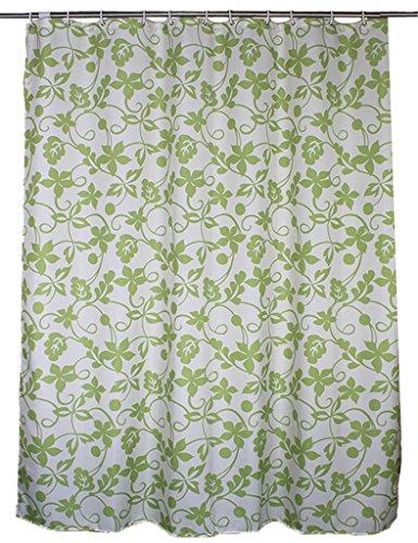 Polyester-benlok-Vine dick Duschvorhang multi-size, Polyester, 80cm W x 180cm H