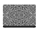 #9: Ownclique Psycedelic Doodle Art Laptop skin for 15.6 inches Laptop, Compatible for Dell-Lenovo-Acer-HP-Samsung Laptops [HD Print - Matte Lamination]