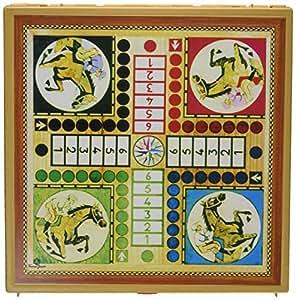 Dujardin - 401 - Jeu de Société - Mallette - Coffret 8 Jeux Standard
