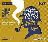 Sherlock Holmes 4 – Die Rückkehr: Hörspiele mit Peter Pasetti, Hans Clarin, Elmar Wepper u.v.a. (3 CDs)