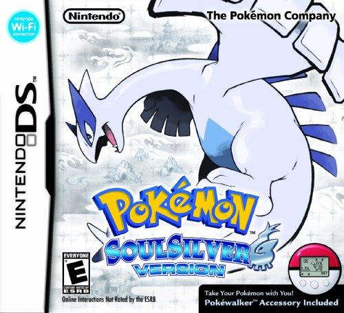 Pokemon SoulSilver [UK Import]