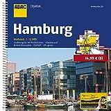 ADAC Cityatlas Hamburg 1:15 000 (ADAC CityAtlanten 1:15.000)
