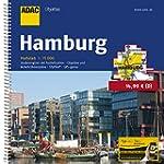 ADAC Cityatlas Hamburg 1:15 000 (ADAC...