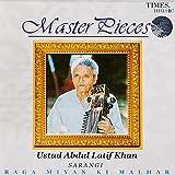 Master Pieces: Ustad Abdul Latif Khan Sa...