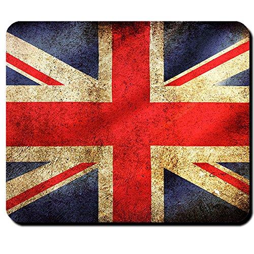 Union Jack Nationalflagge UK United Kingdom Vereinigtes Königreich Großbritannien England Großbritannien Flagge Fahne Flag - Mauspad Mousepad Computer Laptop PC #9904 M Großbritannien-flags